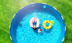 Bestway zwembad